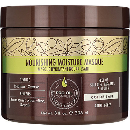 Nourishing Moisture Masque 8oz