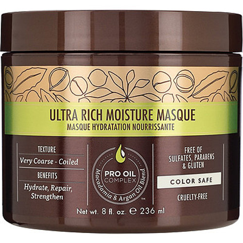 Ultra Rich Moisture Masque 8OZ