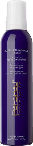 Royal Abundance Mousse 7.9 oz
