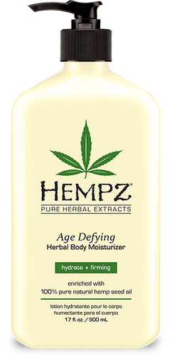 Age Defying Herbal Moisturizer 17 oz