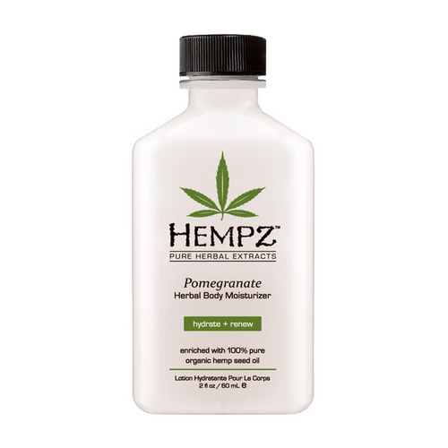 Pomegranate Herbal Moisturizer 2oz