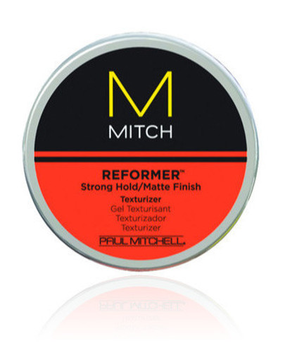 Mitch Reformer Strong Hold/Matte Finish Texturizer 3 oz