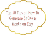 Top 10 Tips on How To Generate $10K+ a Month on Etsy  | expressions bracelets