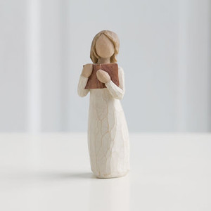 Love of Learning Willow Tree Figurine