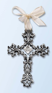 Anniversary Filigree Cross