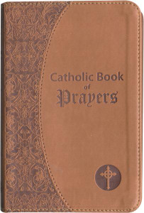 Catholic Book of Prayers - Large print