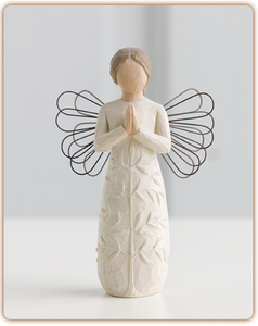 A Tree, A Prayer Willow Tree® Figure