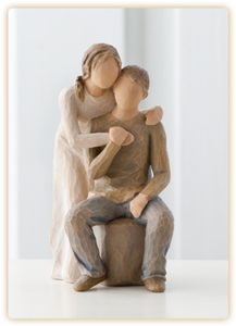 You and Me Willow Tree® Figure