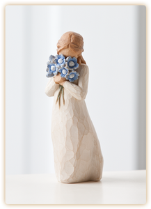 Forget Me Not Willow Tree®