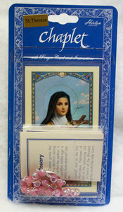 Saint Therese Rosary Chaplet