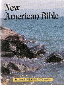 New American Personal Size Paperback Bible