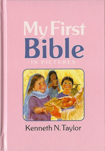 My First Bible in Pictures - Pink