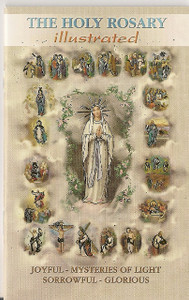 The Holy Rosary Illustrated - Pocket Edition