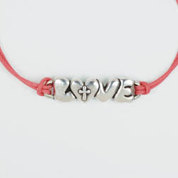 Adjustable Love Bracelet