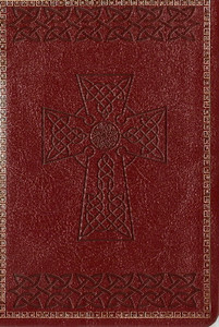 KJV - Compact Bible - Celtic Cross Design