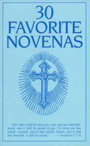 30 Favorite Novenas - Prayerbook