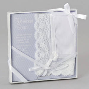 Christening Bonnet/Wedding Hankie