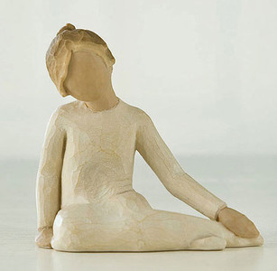 Thoughtful Child Willow Tree® Figure