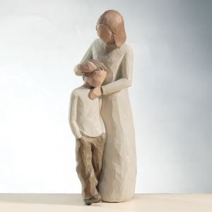 Mother and Son Willow Tree® Figure