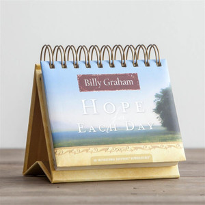 Hope For Each Day by Billy Graham 365 Day DayBrightener