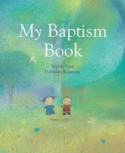 My Baptism Book-Large Edition