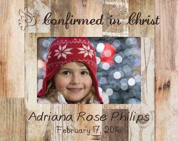 Personalized Rustic 4x6 Frame - Various Colors
