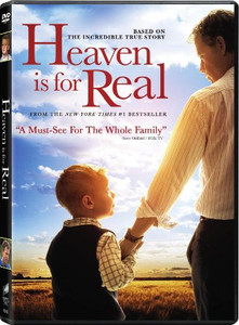 Heaven is for Real-DVD