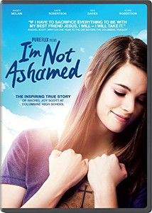 I'm Not Ashamed-DVD