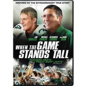 When The Game Stands Tall-DVD