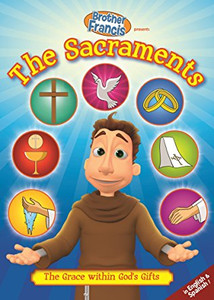 "Brother Francis DVD ""The Sacraments"""