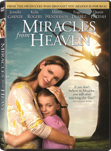 Miracles from Heaven-DVD