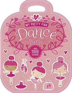 My Pretty Pink Dance Purse Activity Book
