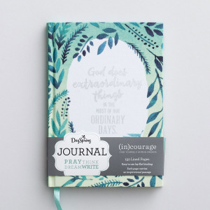 God Does Extraordinary Things Journal