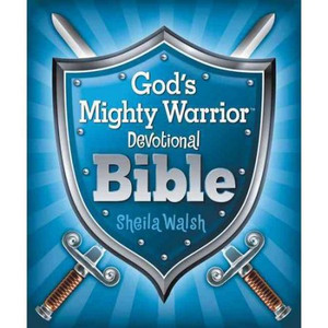 God's Mighty Warrior Devotional Bible