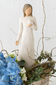 With Sympathy Willow Tree® Figure