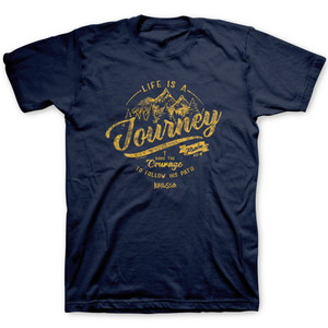 Journey  Adult T- Shirt