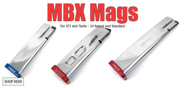 MBX Magazines
