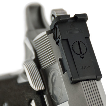 TTI 1911/2011 Adjustable rear sight for Bomar Cut by Taran Tactical