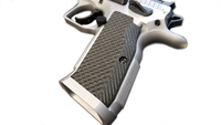 Tanfoglio Stock 1, Stock 2, Stock 3, G10 Textured Grips by LokGrip
