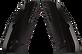CZ Shadow 2 Factory Aluminum Grips Black
