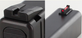 Glock Gen 5 Fiber Optic Front & Black Rear Fixed Sight Set by Dawson Precision (310-235)