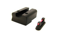 EAA / Tanfoglio Witness Match Fiber Optic Fron Sight & Rear Sight Set by Henning (H-KT01) Details