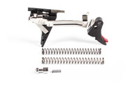 Zev Adjustable Trigger Kit for Glock Gen 4 with Red Trigger Safety