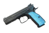 CZ Shadow 2 Black and Blue in 9mm (91257)