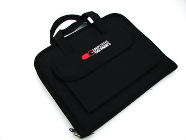 CED 1400 Large Pistol Bag Case Sleeve Black