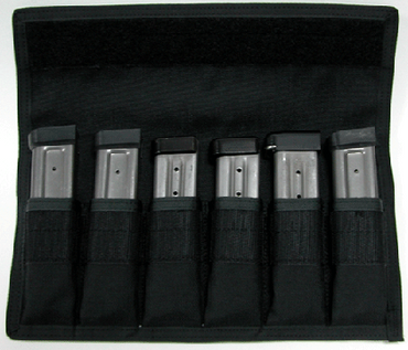 CED Magazine Storage Pouch Bag
