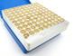 100-Hole 45 ACP Chamber Checker Cartridge Case Gauge Hundo Casegauge