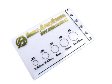 Double Alpha Academy (DAA) Scoring Overlay Gauge