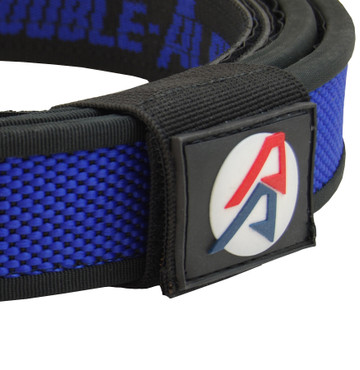 Double Alpha Academy (DAA) Pro / Premium Competition Double Belt Loop Keeper
