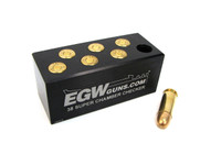 38 Super 7-Hole Chamber Case Cartridge Gauge by EGW (70120)